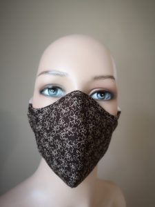 Cotton Mask front view