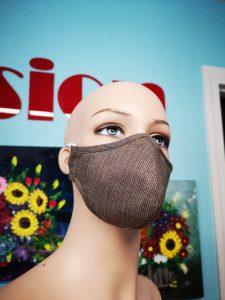 Wool Blend Mask