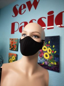 Wool Blend re-usable mask