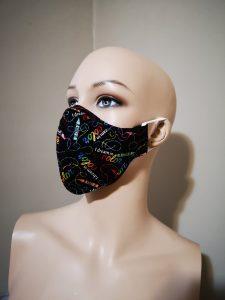 Sew Passion's cotton Mask