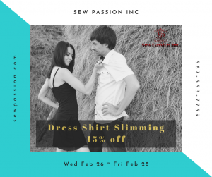 sew passion services