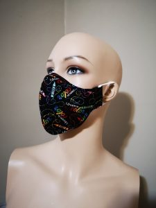 Sew Passion's cotton Mask