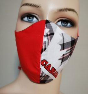 Oh Canada Mask