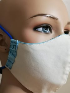 Cotton reversable mask